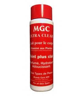 MGC - Lait Corporel Eclaircissant Vitaminé aux Plantes 500ml
