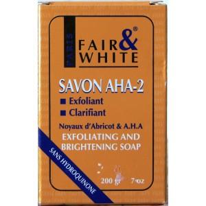 Fair & White - Savon AHA