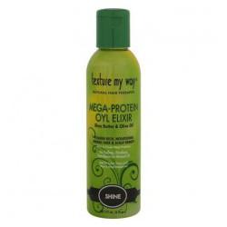 Texture My Way  Elixir à L'Huile Méga-Protéinées - Mega Protein Oyl Elixir.-
