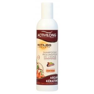 Activilong-Actiliss Shampooing prolongateur de lissage a l huile d argan et a la keratine 250ml