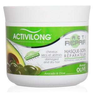 Activilong Actirepair Masque Soin Reparateur Olive Avocat