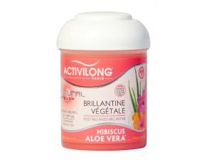 Activilong Natural Touch Brillantine Végétale Hibiscus & Aloe Vera Bio