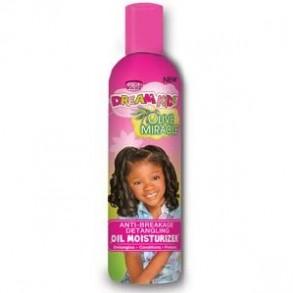 African Pride - Dream Kids démêlant hydratant Olive miracle