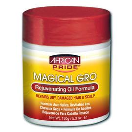 African Pride - Magical Gro Rejuvenating Herbal Formula -