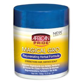 African Pride - Magical Gro Rejuvenating Herbal Formula