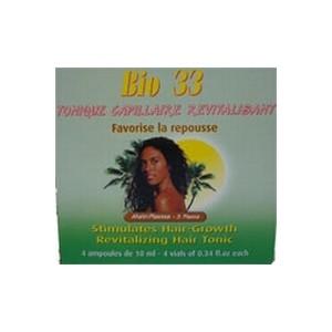 Bio 33 Tonique revitalisant capillaire