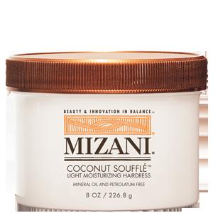 MIZANI Coconut Soufflé