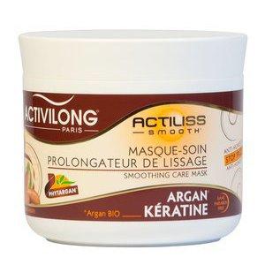 Activilong Actiliss Masque Soin Prolongateur de Lissage à l'huile d'argan & à la kératine