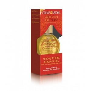 Creme of Nature-huile-de-beaute-100-pure-huile-d-argan-29ml-