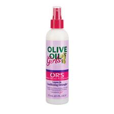 Olive Oil-ORS  Leave-In - Girls Spray Démêlan