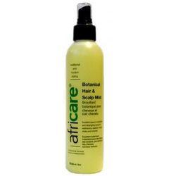 AFRICARE  Botanical Hair & Scalp Mist - Spray anti dessèchement  - 240ml