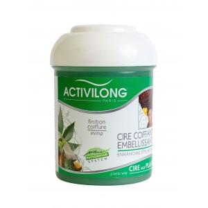 Activilong Cire Coiffante Embellissante aux plantes - 125 ml
