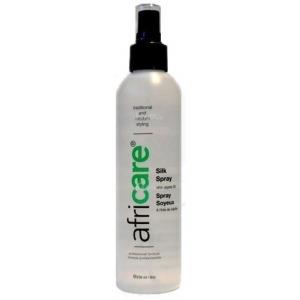 Africare Silk spray spray soyeux à l'huile de jojoba - 120ml
