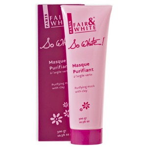 Fair & White Masque Purifiant - so-white