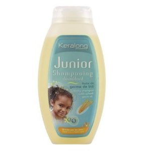 Keralong Junior Shampooing Démêlant  -  250ml