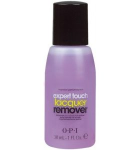 OPI Dissolvant pour vernis a ongles expert touch - 30ml