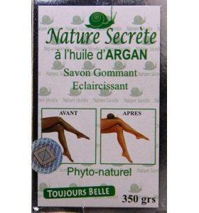 Nature Secrète Savon Gommant