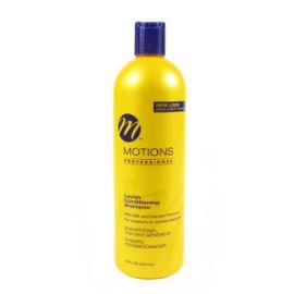 Motions Shampooing traitant aux protéines de soie et de kératine-473ml