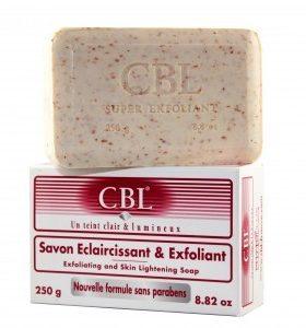 CBL Savon Eclaircissant Exfoliant
