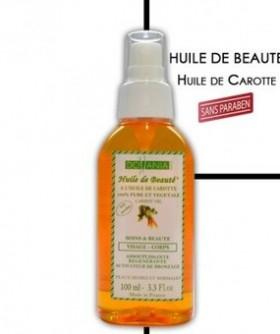 Dollania - Huile de beauté - huile de Carotte