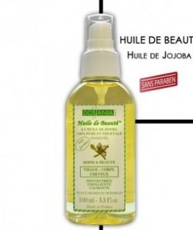 Dollania - Huile de beauté - huile de Jojoba
