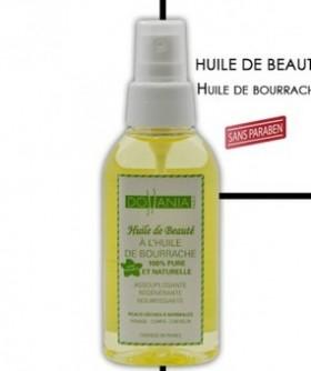 Dollania - Huile de beauté - huile de Bourrache