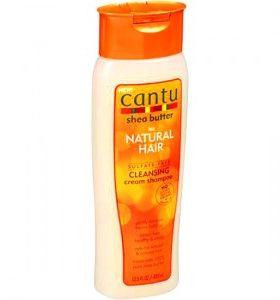 Cantu Shampooing nettoyant karite - 400ml