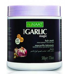 nuNAAT Masque Capillaire a l'ail - Garlic Hair Mask