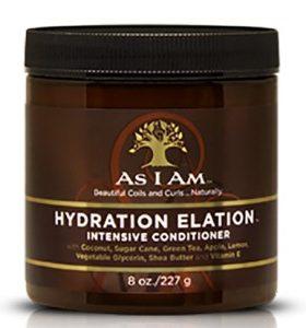 AS I AM  Masque hydratant - Hydration Elation