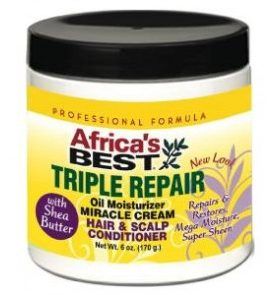 African's Best Triple Repair