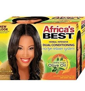 Africa's Best Herbal Intensive Dual Conditioning - Regular