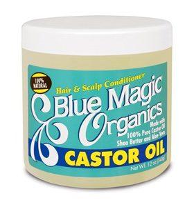 Blue Magic Castor Oil Organics - Hair & Scalp