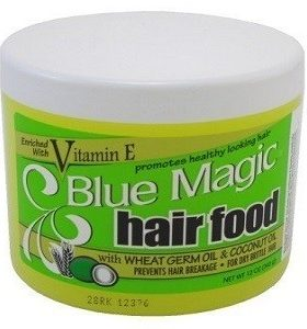 Blue Magic - Hair Food with Wheat Germ and Coconut Oil