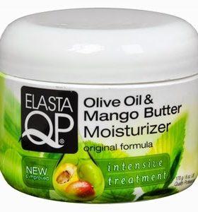 Elasta QP Olive Oil & Mange Butter Moisturizer