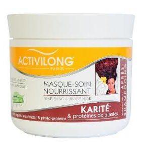 Activilong Masque Nourrissant Karité Bio & Protéines de Plantes
