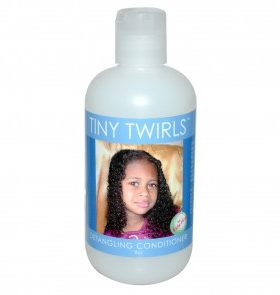 Kinky Curly Tiny Twirls Detangling Conditioner - Après shampooing
