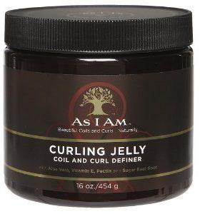 AS I AM Gel Définisseur de boucles – Curling Jelly