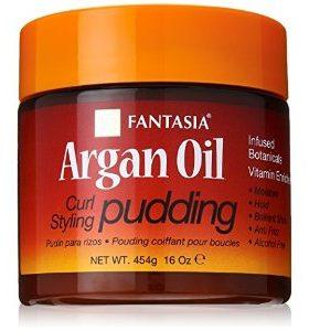 Fantasia-Ic Crème Pudding-Argan Oil pour Boucles