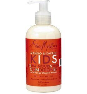Shea-Moisture Kids Conditionneur Nourrissant Mangue et carotte