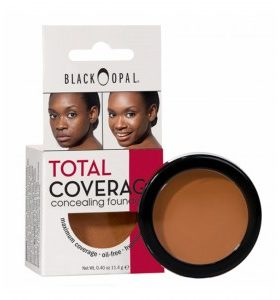 Black Opal - Fond de teint camouflage total coverage - 114g