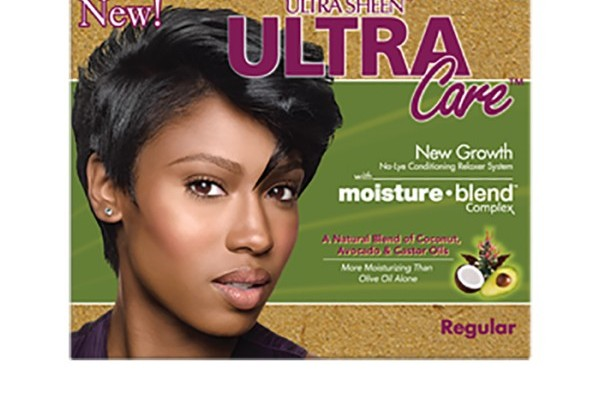 Ultra Sheen - Kit Défrisant - Ultra Care New Growth