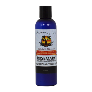 Sunny Isle Shampooing hydratant à l'huile de ricin noir & Romarin - Moisturizing shampoo