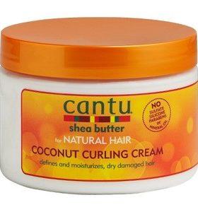 CANTU Crème activateur de boucles – Coconut Curling Cream