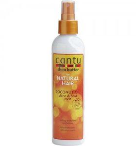 CANTU Spray Hydratant Coconut Milk Shine & Hold Mist
