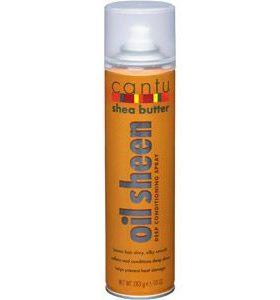 CANTU Spray brilliance hydratant - Coconut Oil - Shine & Hold Mist