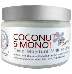 Design Essentials Coconut & Monoi – Lait Soufflé Hydratant